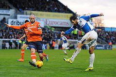 """Bristol Rovers v Luton Town 020116 • <a style=""""font-size:0.8em;"""" href=""""http://www.flickr.com/photos/137502421@N05/24172252545/"""" target=""""_blank"""">View on Flickr</a>"""