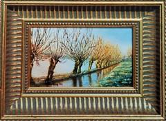 IMG_0922 (2) (Kopie) (Rhoon in beeld) Tags: schilder adriaan wilg rhoon grienden knotwilg albrandswaard voorberg