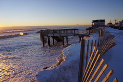 Ortley beach after the storm January 24, 2016 (Dave_Lospinoso) Tags: ocean park county new winter storm beach sunrise river landscape island coast pier seaside newjersey high surf waves surfer sony tide nj surfing casino atlantic erosion shore jersey barrier toms alpha jonas heights fema waterscape seasideheights tomsriver replenishment casinopier ortleybeach lavallette ortley tiver sonyalpha ortleybeachnj a6000 sonyalphaa6000 sonya6000 njsurfer ortleysurfingsurfortleybeach njseaglass