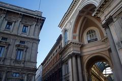 The Duomo (lilialoukili) Tags: italy milan beautiful architecture square landscape milano piazza duomo catherdral studyabroad lombardy sooc