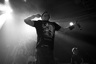 Hatebreed - Leeds, UK // Shot by Carl Battams