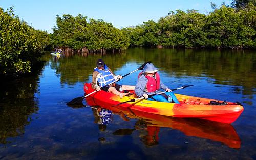 2_10_16 Kayak Paddleboard Tour Sarasota FL 05