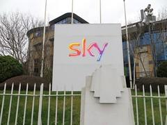 Sky deco (moley75) Tags: sky building london artdeco firestone evidence a4 westlondon brentford goldenmile greatwestroad