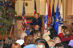 151217-Z-IM587-011 (CONG1860) Tags: usa colorado denver co veterans sacrifice heros militaryservice goldstarfamilies coloradonationalguard treeofhonor governorsownarmyband