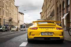 Race machine! (Maxi Vogl) Tags: ca car speed munich mnchen 911 porsche sound supercar sportscar supercars carphotography 991 gt3 carspotting porschegt3 991gt3