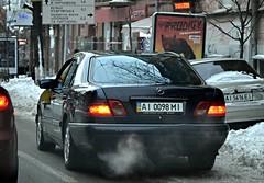 AI0098MI (Vetal 888 aka BB8888BB) Tags: mercedes ukraine kyiv ai licenseplates  eclass aimi  w210  ai0098mi
