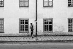 Window (tamoko1121) Tags: street windows people urban blackandwhite bw white black monochrome fuji sweden stockholm x pro fujifilm streetphotos streetshot xseries xpro1 xmount fujifilmxpro1 xf23
