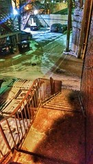 0210 Alley Stairs #icedphoneography #365 (shutterbees) Tags: 365 icedphoneography