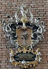 Escudos Herldicos Iglesia Luterana de San Pedro Riga Letonia 10 (Rafael Gomez - http://micamara.es) Tags: de san iglesia pedro riga luterana letonia escudos baznca ptera herldicos svt evaliski luterisk