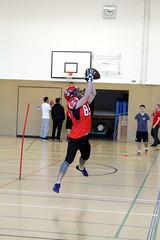IMG_9933__ (blood.berlin) Tags: berlin fun football coach team quarterback skills american receiver bulldogs tackle tryout dline spandau runningback oline probetraining