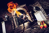 Fire Breathing - Dely De Marzo (Lo_straniero) Tags: firebreathing artista fotografo creativo younesstaouil