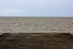 Rambla Gandhi under the rain (Cai Santo) Tags: building uruguay montevideo