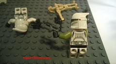 lego star wars clone sergent (lego3130starwars) Tags: test star lego arm clones wars clone sergent