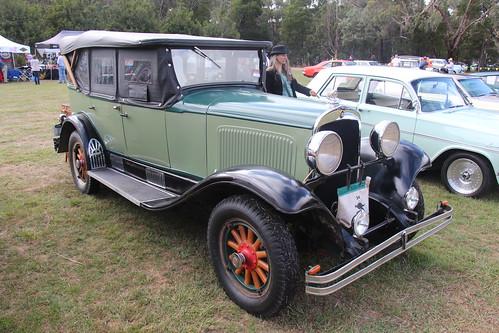 1929 Chrysler Series 75 Phaeton