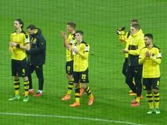 BVB Borussia Dortmund (muckypuppy) Tags: germany deutschland fussball soccer stadion ruhrgebiet dortmund pott bvb ruhrpott borussiadortmund signalidunapark