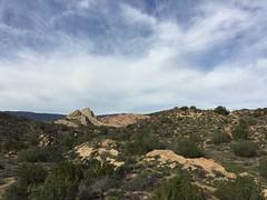 IMG_3548 (lnewman333) Tags: park sky clouds rocks socal southerncalifornia santaclarita vasquezrocks losangelescounty aguadulcecanyon