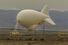Marfa JLENS (braniffelectra) Tags: texas aviation surveillance blimp westtexas marfa bigbend usgovernment