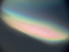 Nacreous2 (Daisy Waring World) Tags: pink blue sky cloud green motherofpearl nacreous torquoise
