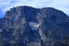 Glacier Near Peak of Mount St John - Grand Teton National Park, Wyoming (danjdavis) Tags: mountain nationalpark rockymountains wyoming grandtetons grandtetonnationalpark mountstjohn grandtetonrange