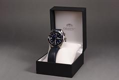 Orient Deep Blue (redy1966) Tags: watch orient product tabletop deepblue uhr 2015 produkt produktfotografie