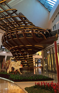 Crystal Mall Architecture