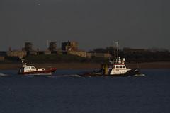 Harwich Haven Pilot & Sea Echo (Hawkeye2011) Tags: uk boats marine ships transport maritime harwich saltwater 2016