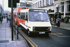All Creatures Great and Small (SelmerOrSelnec) Tags: bus manchester piccadilly robinhood minibus iveco gmbuses drivertrainer c240jtu