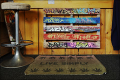 Nerk, Fugue and more... (Alex Ellison) Tags: uk urban graffiti boobs graff bournemouth kcm southeastengland fugue nerk hmz