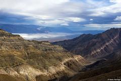 Aguereberry View (isaac.borrego) Tags: california sky mountains clouds nationalpark rocks desert canyon valley deathvalley saltflats panamintmountains aguereberrypoint canonrebelt4i
