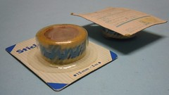 Tuxedosam Sanrio Vintage deco tape (My Sweet 80s) Tags: vintage sanrio 80s scotch vintagestationery anni80 decotape tuxedosam stickertape cartoleriavintage blisterdecotape