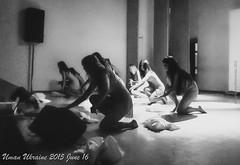 DSC_0231 (imramianna) Tags: show portrait people bw female dance university theatre performance ukraine uman visavis musicalperformance contemp