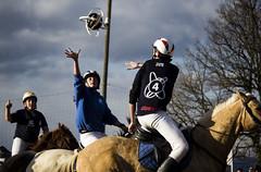 Una tarde en el horseball (color) (Markus' Sperling) Tags: sport caballos deporte cavalls horseball hipica