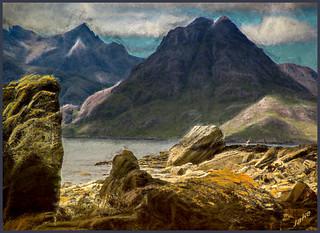 Black Cuillins, Isle of Skye