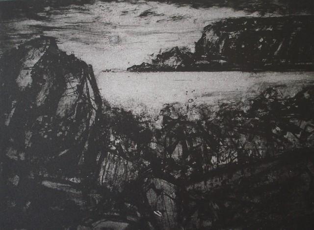 Whyte R - 'Moray Coast Evening'
