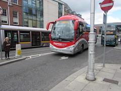"""Starting to dominate"" (SP 61) Tags: dublin buseireann se24 routex20"
