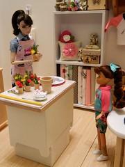 Spring Has Sprung 2016 (rata-tat-tat) Tags: dolldiorama barbiediorama poppyparkersabrina