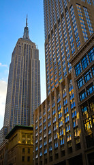 Empire State Building (slim studios) Tags: usa newyork skyline skyscraper cityscape sigma1850f28 nikond3100