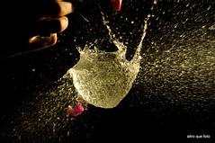Bombucha (altro que foto) Tags: water argentina agua balloon rosario highspeed globo altavelocidad altroquefoto