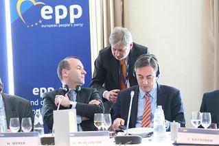 EPP Summit, Brussels, March 2016