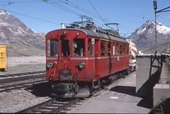 2002-07, RhB, Ospizio Bernina (Fototak) Tags: train switzerland railway 35 treno rhb bernina graubünden schmalspurbahn