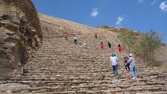 Z.A. La Quemada, Camino al cielo (dsancheze1966) Tags: zacatecas archeology laquemada villanueva arqueologia caxcan chicomoztoc arqueologiamexicana