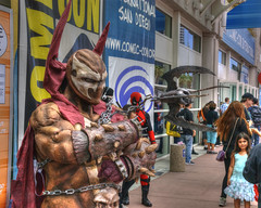 SPAWN (drlopezfranco) Tags: california usa comic sandiego cosplay cosplayer spawn comiccon estadosunidos 2015 deadpool