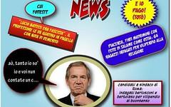 Le strambe notizie di una domenica di primavera (SatiraItalia) Tags: humor fumetti satira