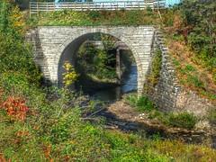 Keystone Bridge- Ramsay MI  (4) (kevystew) Tags: bridge river michigan blackriver ramsay gogebiccounty keystonebridge