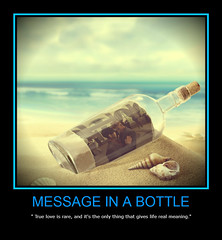 Message In A Bottle (*The Grey Goose) Tags: world gay men love bottle kiss avatar guys sl secondlife virtual hugs messages