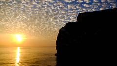 Kicker Rock, San Cristbal, Galapagos (ser_is_snarkish) Tags: sunrise ecuador galapagos sancristbal