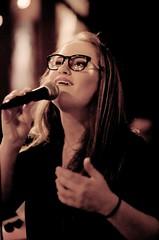 JAZZ : Marie-Claire Quartet : Fou-Bar : Qubec : 29 mars 2016 (eburriel) Tags: show musician mars music bar night jazz qubec singer nuit quartet chant marieclaire 2016 foubar