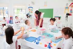 Marzo,09: Inicio del año escolar - Inicial