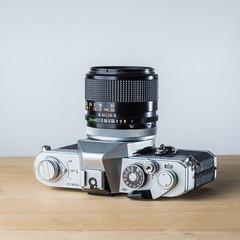 DSC00448 (Sixtyfour) Tags: camera new slr 35mm canon f2 westcott speedlight concave ssc ftb fd yongnuo godox apolloorb yn560tx yn560iv