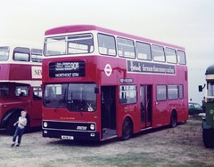 WYW 6T (markkirk85) Tags: new bus london buses transport m6 metrobus mcw 6t wyw 91978 wyw6t